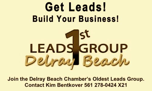 1st leads group ad