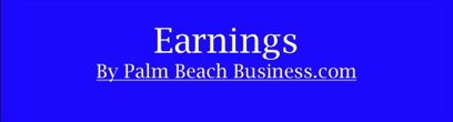 Palm Beach Earnings